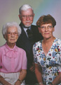 John, Karen, and Granny